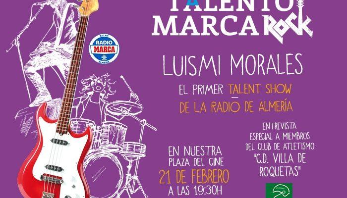 II Talento Marca Rock - Portada